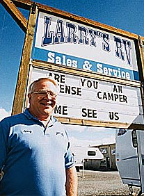 Larry Nonemaker, Owner